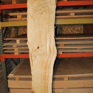 Slabs over 5 Ft Box Elder Slab 100″