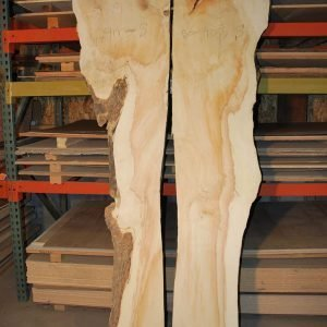 Slabs over 5 Ft Box Elder Slab SET 93″