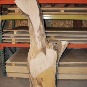 Maple Slab 90″
