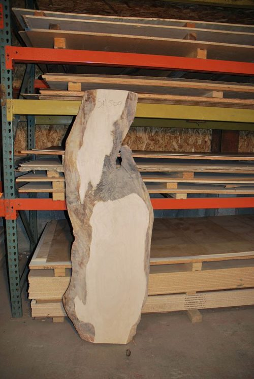 Slabs over 5 Ft Maple Slab 69″ x 17″