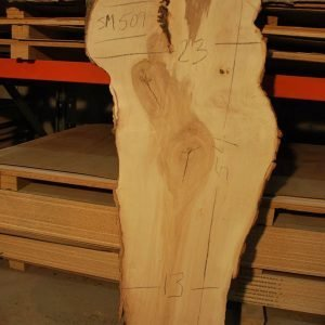 Slabs over 5 Ft Maple Slab 54″