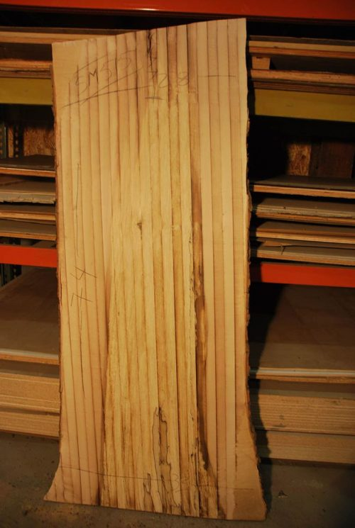 Slabs over 5 Ft Maple Slab 74″ x 31″