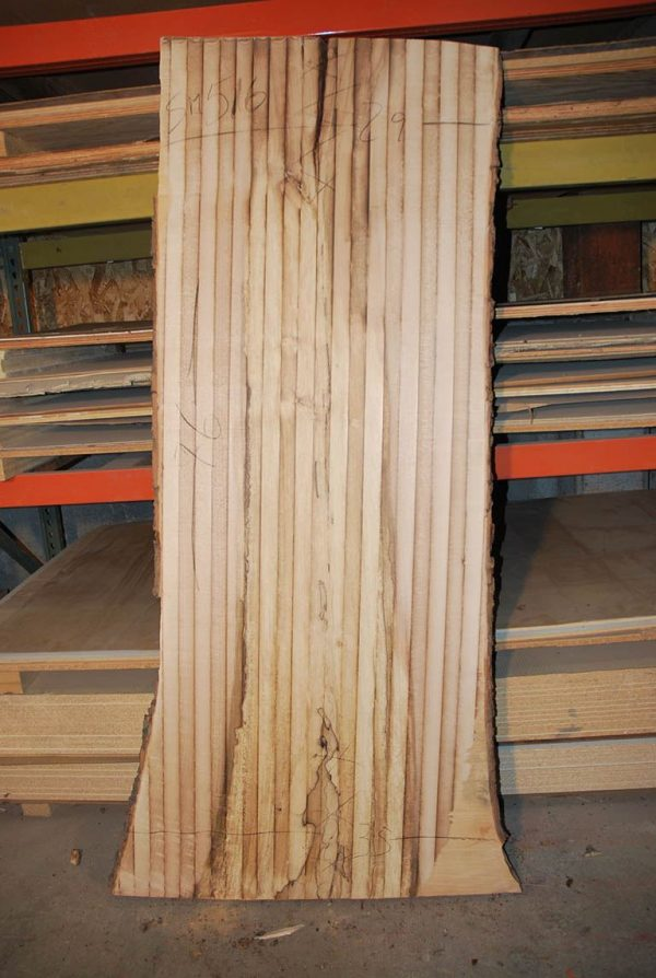 Slabs over 5 Ft Maple Slab 76″