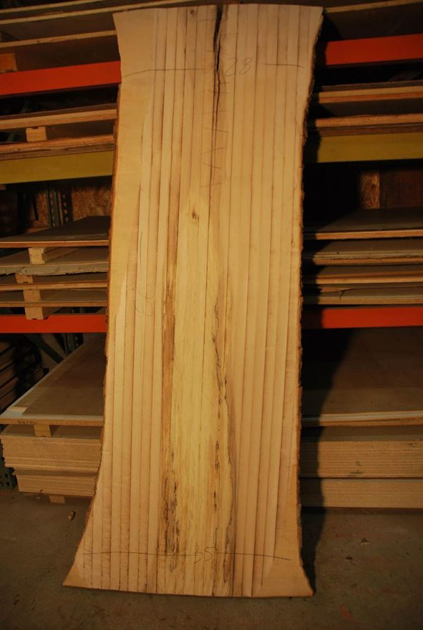 Slabs over 5 Ft Maple Slab 86″