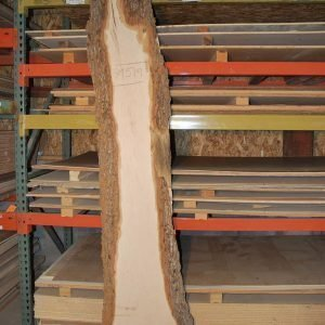 Slabs over 5 Ft Maple Slab 186″