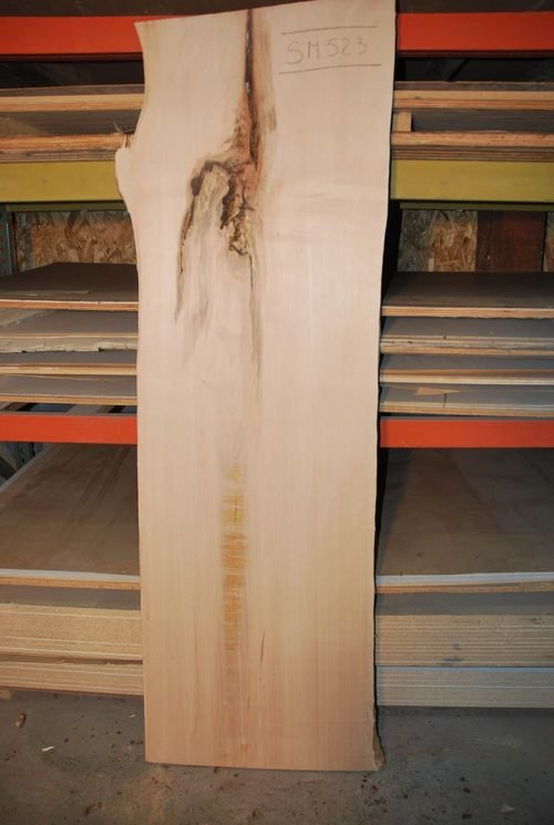 Slabs over 5 Ft Maple Slab 79″