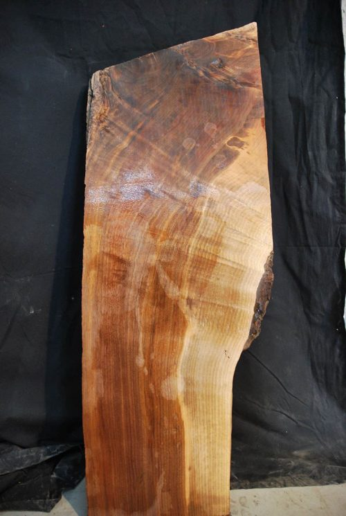 Slabs under 5 Ft Black Walnut Slab 36″ x 13.5″