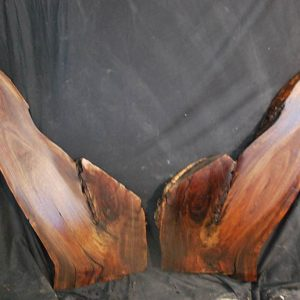 Walnut Slab Set 41″