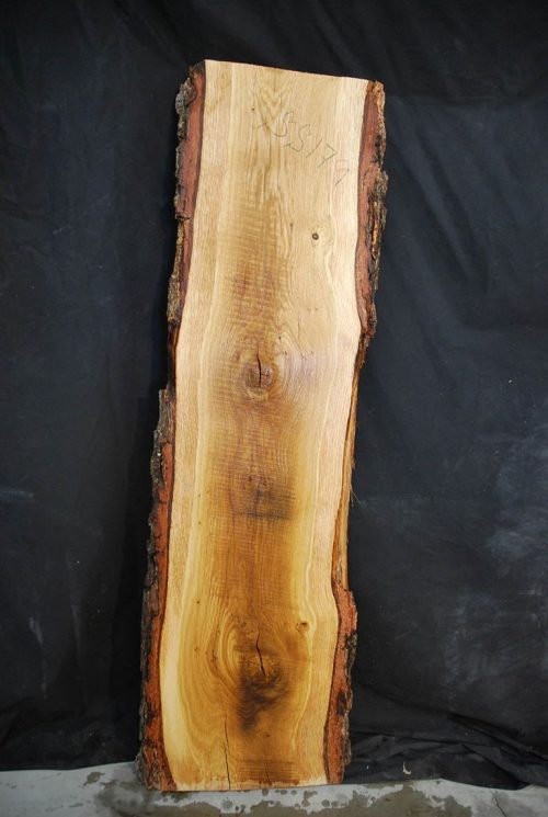Slabs under 5 Ft Oak Slab 44″ x 12″