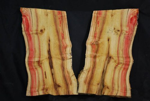 Featured Slabs Flame Box Elder Set 18.5″ x 9.5″