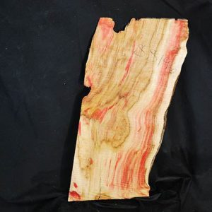 Flame Box Elder Slab 18″ x 10″
