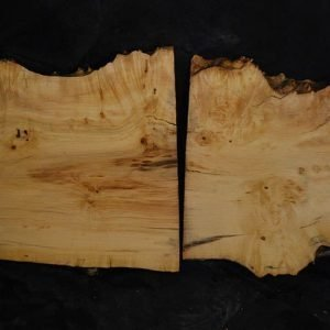Box Elder Cluster Burl Set 12.5″