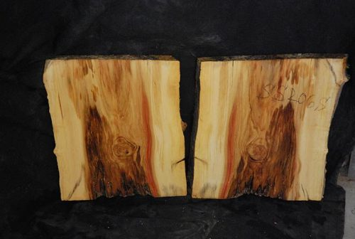 Slabs under 5 Ft Box Elder Slab Set 12″ x 10.5″