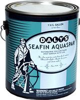 Finishes Daly's SeaFin AquaSpar