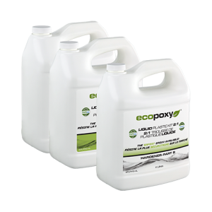 EcoPoxy Liquid Plastic 2:1 Kit