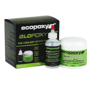 Finishes EcoPoxy GlowPoxy Kit 200g