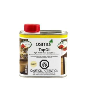 Finishes Osmo Top Oil Clear .5L