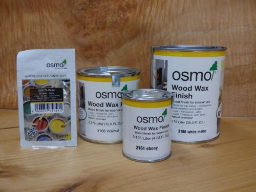 Osmo woodwax sizes