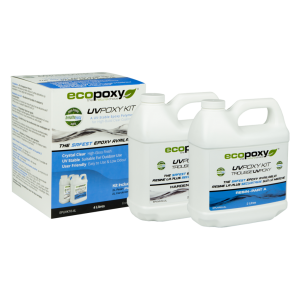 Finishes EcoPoxy UVPoxy Kit