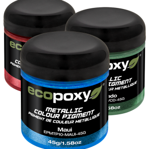 EcoPoxy Metallic Color Pigment 15g