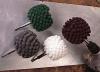 Sponges 4″ Sanding Scuff Ball