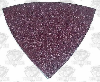 Triangles Triangle H&L Sandpaper 80 grit for Fein Tools pack of 50