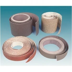 4″ x 50 yards Sanding Roll