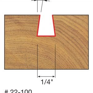 Joinery Dovetail Bits 1/4″ Shank