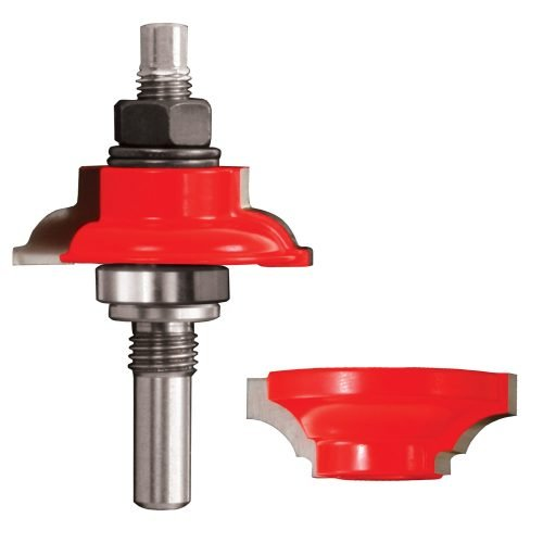 Door & Window Premier Adjustable Rail & Stile Bit – Round Over Bead