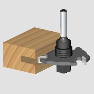 Joinery Slotting Cutter Arbors