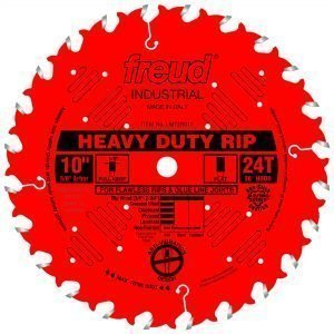 10″ Heavy-Duty Rip Blade