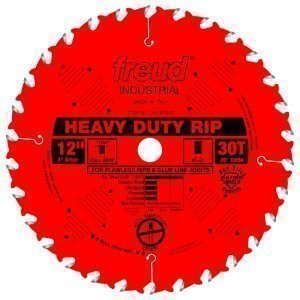 12″ Heavy-Duty Rip Blade