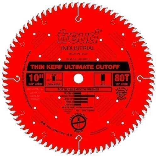10″ Thin Kerf Ultimate Cut-Off Blade