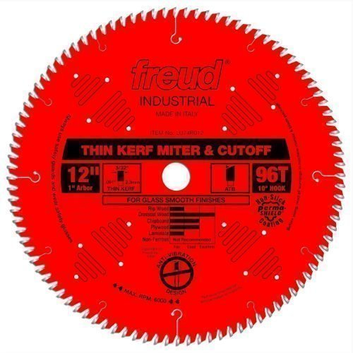 12″ Thin Kerf Ultimate Cut-Off Blade