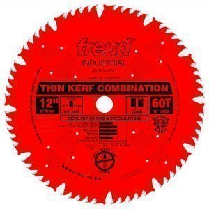 12″ Thin Kerf Combination Blade