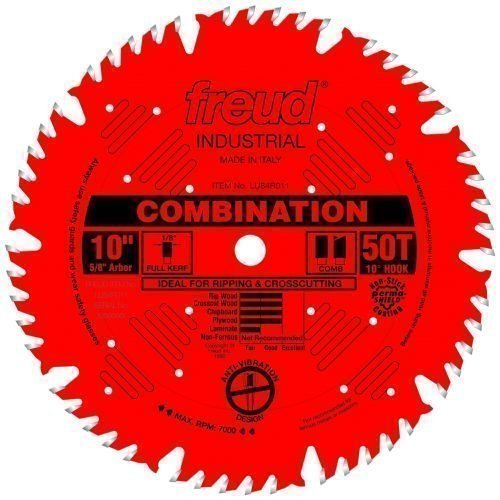 Freud® Woodworking Blades 10″ Combination Blade