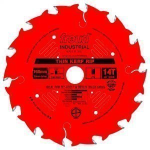 160mm Thin Kerf Rip Blade