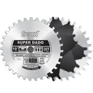 10″ Super Dado Sets