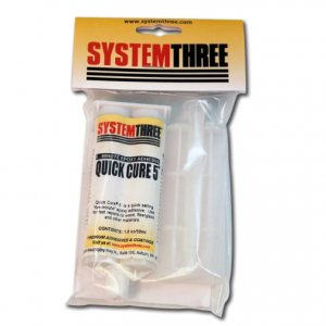 System Three Quick Cure- 5