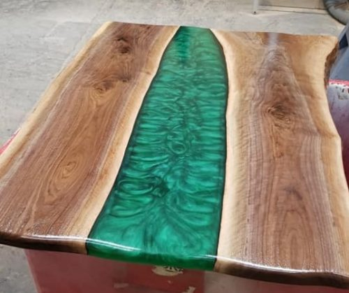 Epoxy for river table