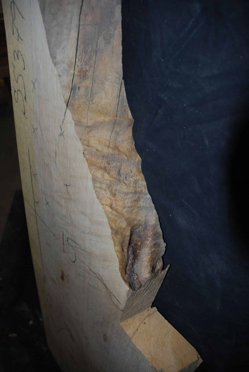 Maple Slab 57″ x 19″