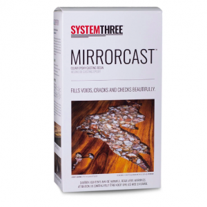 System Three MirrorCast Casting Resin – 1.5 Pint
