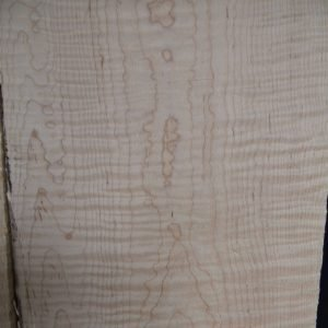 Highly Figured Curly Maple Lumber Pack 1