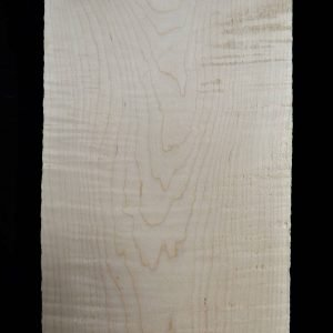Highly Figured Curly Maple Lumber Pack 2