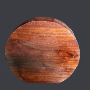 Walnut Round, large