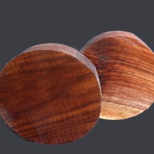 Walnut Rounds, 2 pieces