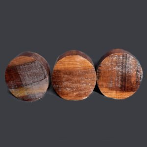 Walnut Rounds, 3 pieces