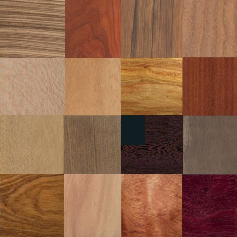 exotic lumber collection