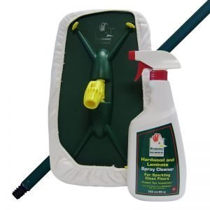 Woodpecker Hardwood and Laminate Floor Care Kit
