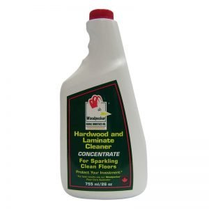 Woodpecker Hardwood and Laminate Floor Cleaner Concentrate